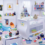 Free online flash games - Baby Room game - WowEscape
