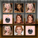 Free online flash games - Bomb Memory-Celebrities game - WowEscape
