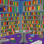 Free online flash games - Book Shop game - WowEscape