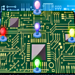 Free online flash games - Circuit Bulbs game - WowEscape