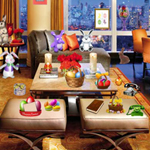 Free online flash games - Easter Room Objects game - WowEscape