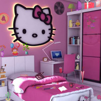 Free online flash games - Girl Bedroom Objects game - WowEscape