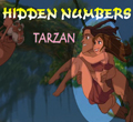 Free online flash games - Hidden Numbers-Tarzan game - WowEscape