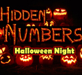 Hidden Numbers Halloween Night