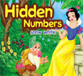 Free online flash games - Hidden Numbers-Snow White game - WowEscape