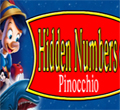 Free online flash games - Hidden Numbers-Pinocchio game - WowEscape