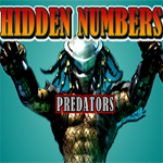 Free online flash games - Hidden Numbers Predators game - WowEscape