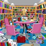 Hidden Objects-Book Stall Re