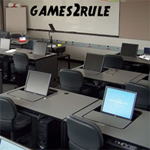 Free online flash games - Hidden Objects-Computer Lab game - WowEscape