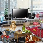 Free online flash games - Hidden Objects-Fancy Room game - WowEscape