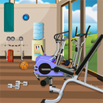 Free online flash games - Hidden Objects-Gym game - WowEscape