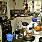 Free online flash games - Hidden Objects-Kitchen 2 game - WowEscape