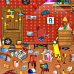 Free online flash games - Hidden Objects-Messy Room game - WowEscape