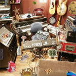 Free online flash games - Hidden Objects-Music Room game - WowEscape