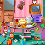 Free online flash games - Hidden Objects-New Year game - WowEscape
