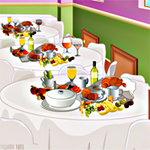 Free online flash games - Hidden Objects-Party Hall game - WowEscape