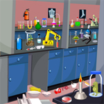 Free online flash games - Hidden Objects-Science Lab 2 game - WowEscape