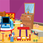 Free online flash games - Hidden Objects-Toy Room 2 game - WowEscape