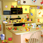 Free online flash games - Kitchen game - Escape
