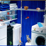 Free online flash games - Laundry Room game - WowEscape