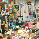 Free online flash games - Messy Room game - WowEscape