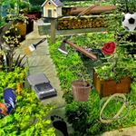 Free online flash games - Roof Garden game - WowEscape