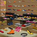 Free online flash games - Shoes Shop game - Escape