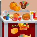 Thanksgiving-Hidden Objects