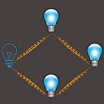 Free online flash games - Tick-Tack Bulb game - WowEscape
