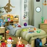 Free online flash games - Tots Room game - WowEscape