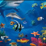Free online flash games - Under Water Objects game - WowEscape