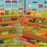 Free online flash games - Vegetable Shop game - WowEscape