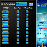 Free online flash games - Word Pursuer game - WowEscape