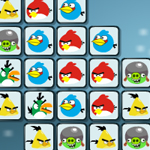 Free online flash games - Angry Birds Connect game - WowEscape