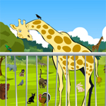 Free online flash games - Brain Power-Zoo game - WowEscape