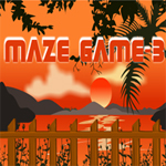 Free online flash games - Maze Game-3 game - WowEscape