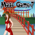 Free online flash games - Maze Game-7 game - WowEscape