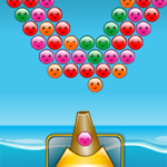 Free online flash games - Smilies Shootout game - WowEscape