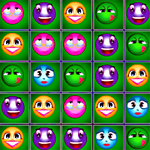 Free online flash games - Smilies Swap game - WowEscape