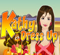 Free online flash games - Kathy Dress-up game - WowEscape