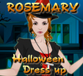 Free online flash games - Rosemary Halloween Dress-up game - WowEscape