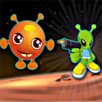 Free online flash games - Aliens Attack game - WowEscape
