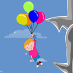 Free online flash games - Balloon Fly game - WowEscape