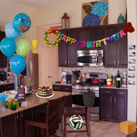 Free online flash games - Birthday Bash-Hidden Objects game - WowEscape