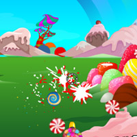 Free online flash games - Candy Shoot game - WowEscape