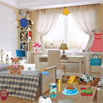 Free online flash games - Checkered Room Objects game - WowEscape