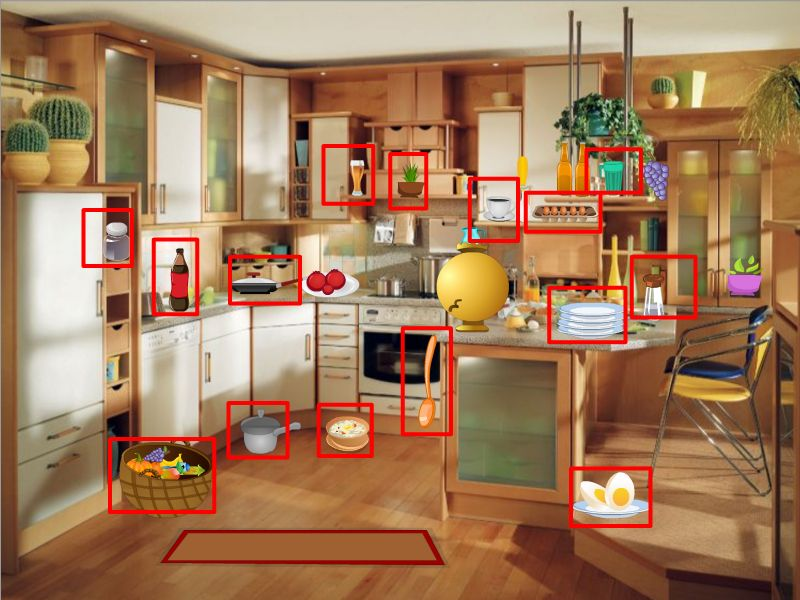 Classic Kitchen Objects Video Walkthrough For Free Online