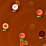 Free online flash games - Collect Cookies game - WowEscape