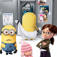 Despicable Me 2-Hidden Objects