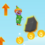 Free online flash games - Flying Clown game - WowEscape